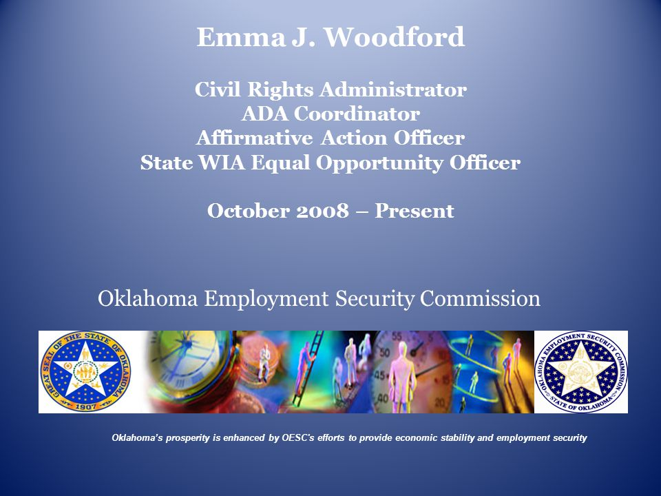 Available Resources: Your manager/staff LWIA Directors and EO Officers Civil Rights Center Other State EO Officers Other Local EO Officers Your State EO Officer Former EO Officer Workforce Services Program