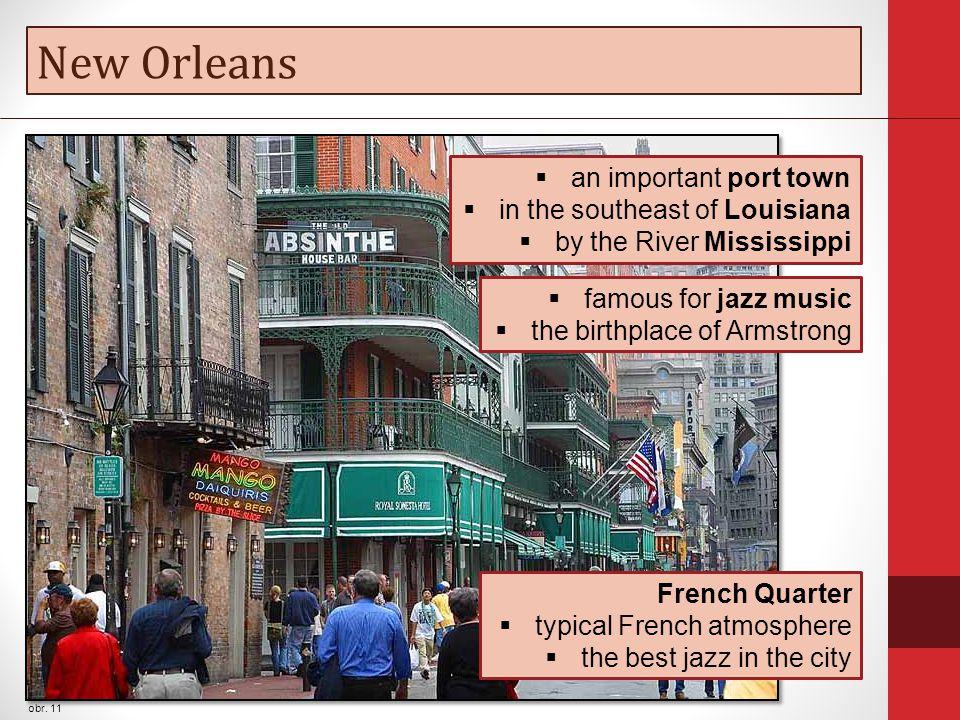 New Orleans obr.