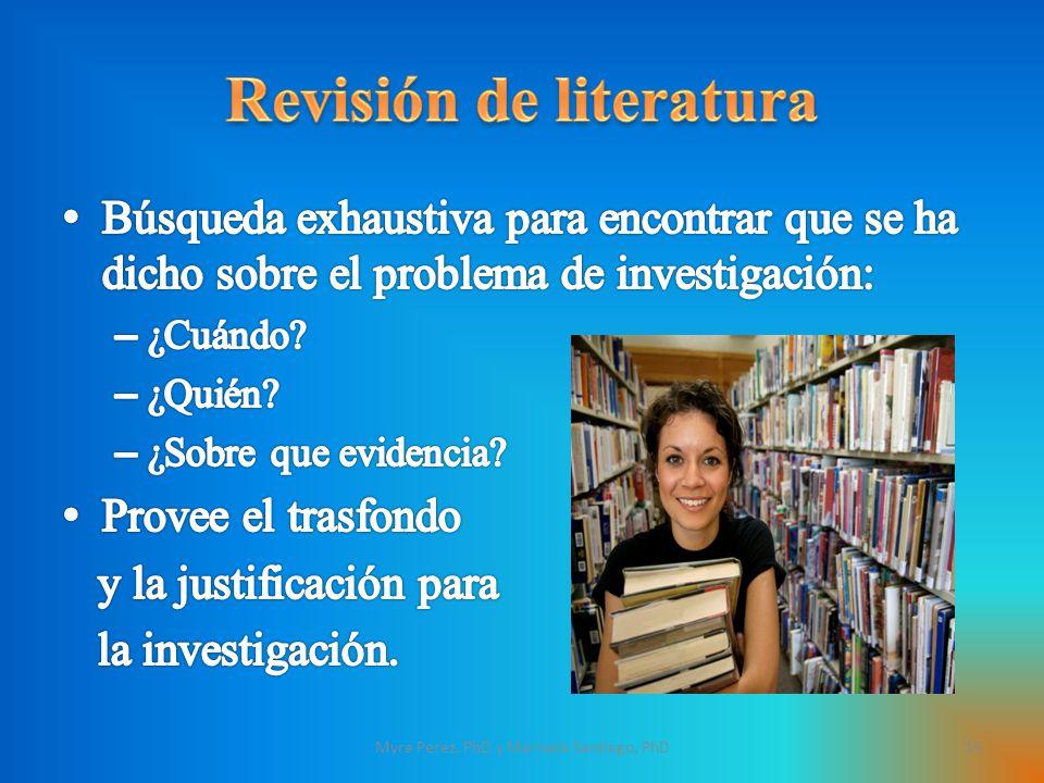 19Myra Perez, PhD y Marisela Santiago, PhD
