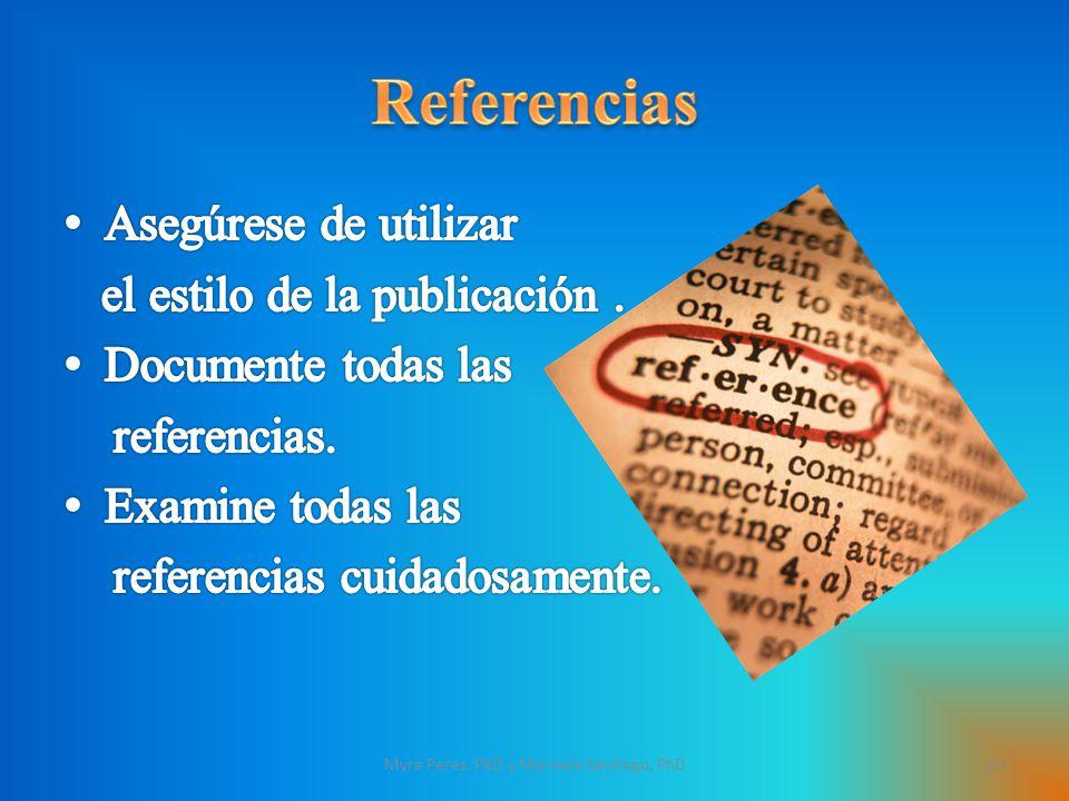 24Myra Perez, PhD y Marisela Santiago, PhD