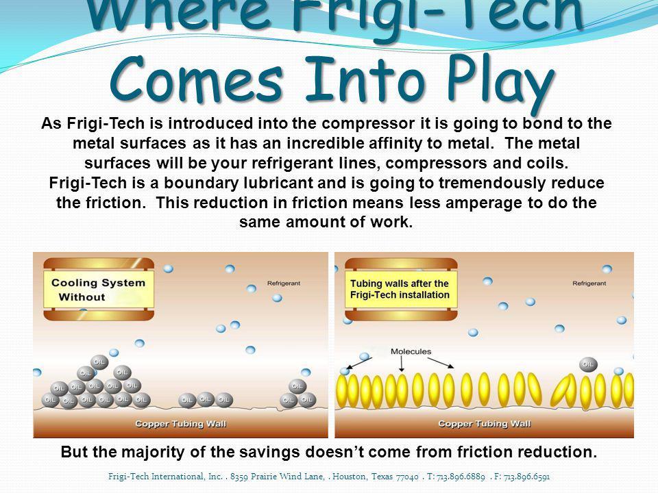 Frigi-Tech International, Inc..8359 Prairie Wind Lane,.