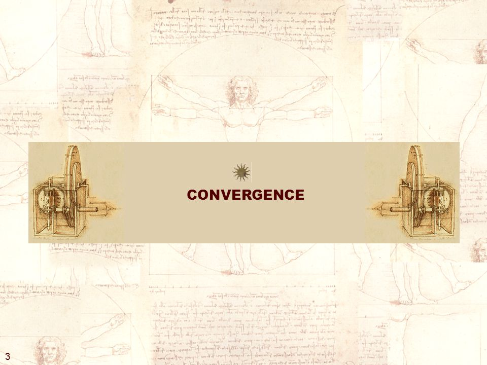 Convergence is: The capacity of users to manipulate information and communications of any format and kind from one single, common interface.