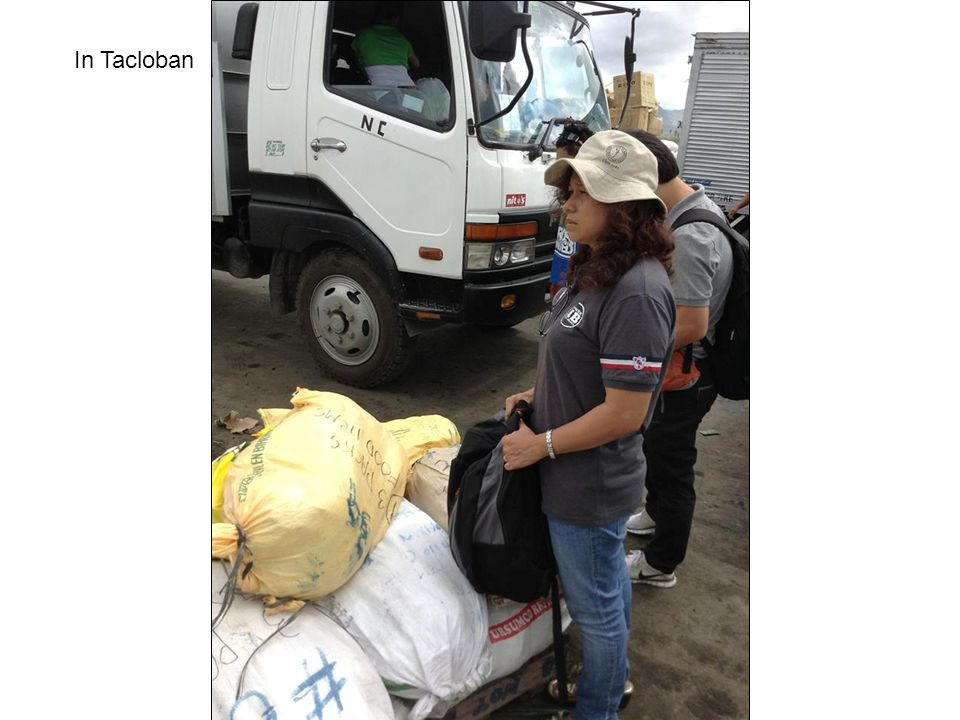 In Tacloban