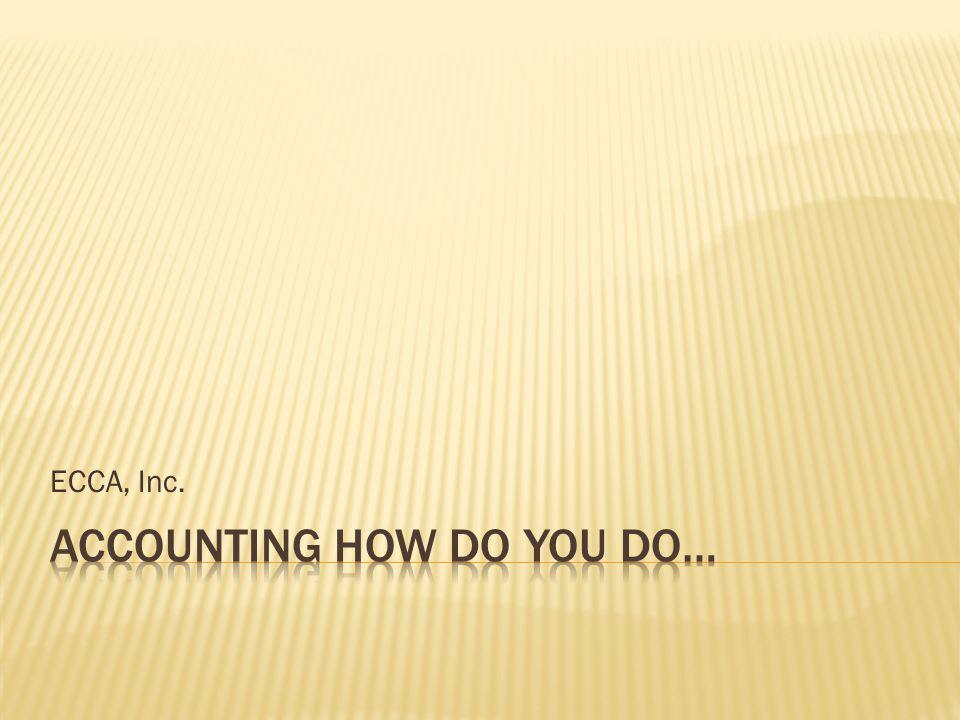 ECCA, Inc.