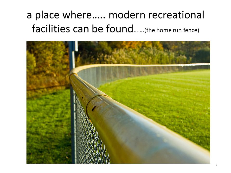 Recreation Board Evolution….