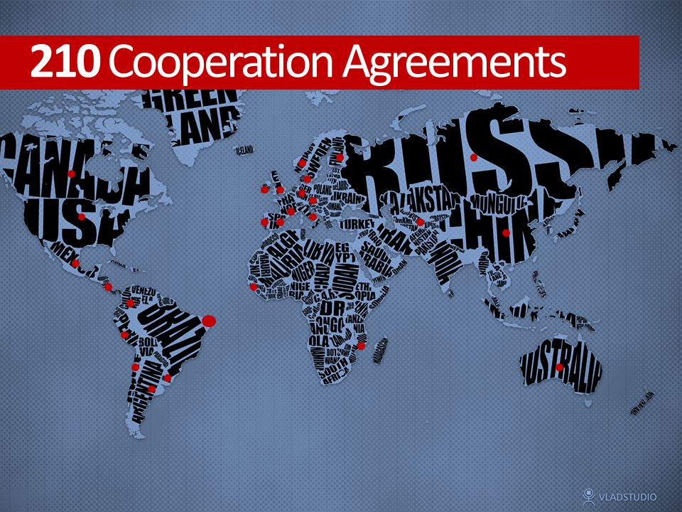 210 Cooperation Agreements