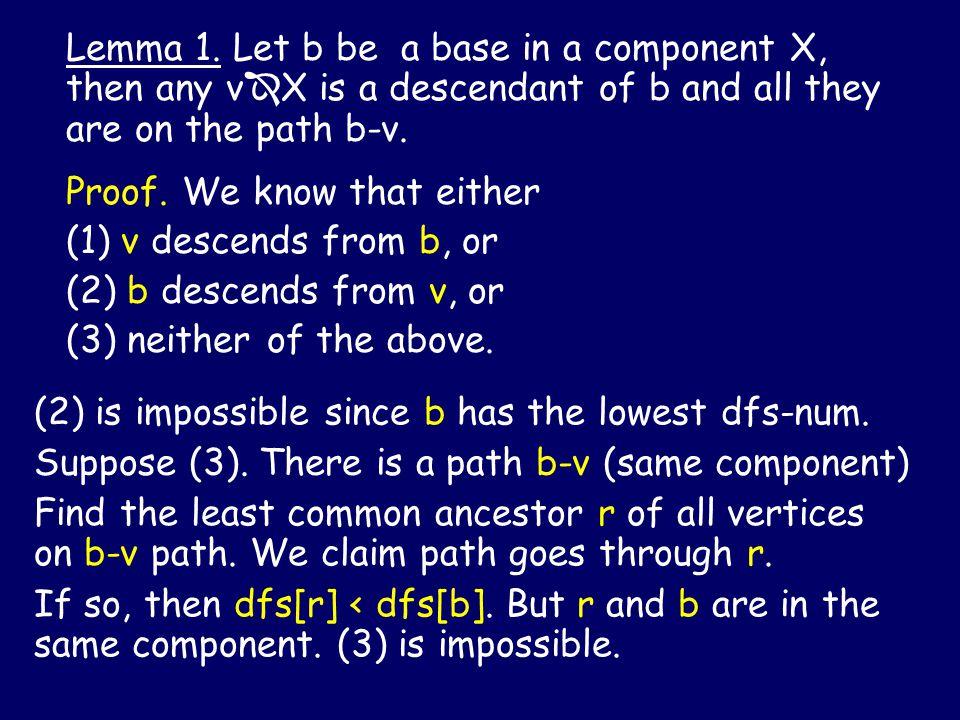Lemma 1.
