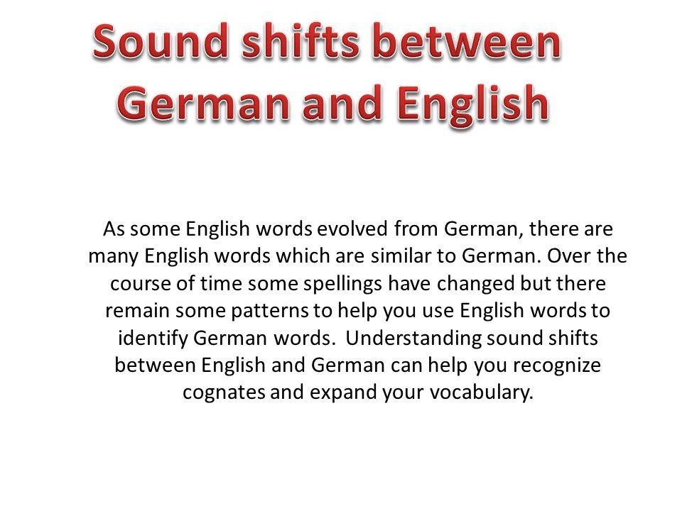 machen make das Buch book schwach weak sprechen speak Deutsch English