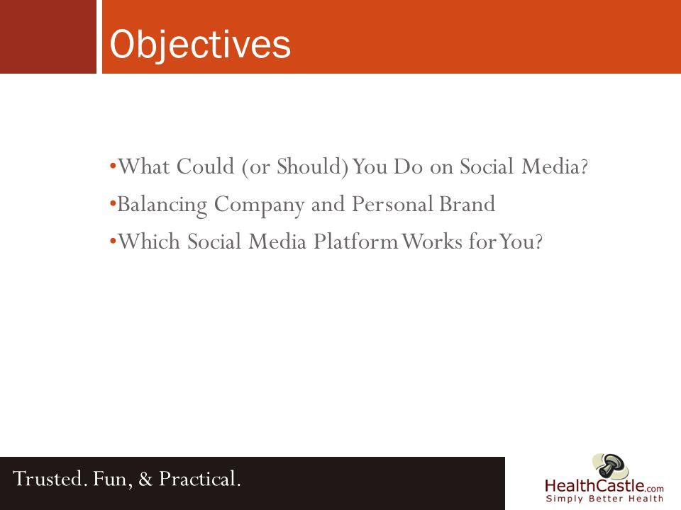 What Do You Do on Facebook? Trusted. Fun, & Practical. Ooooooo….. A secret group.