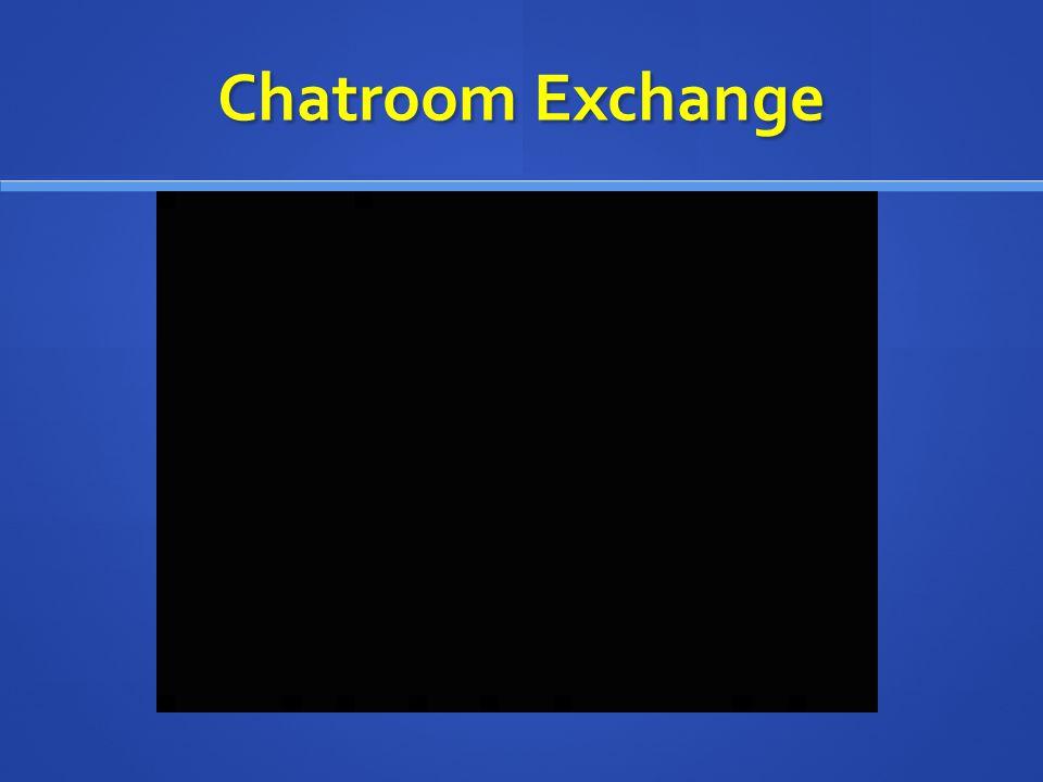 Chatroom Exchange