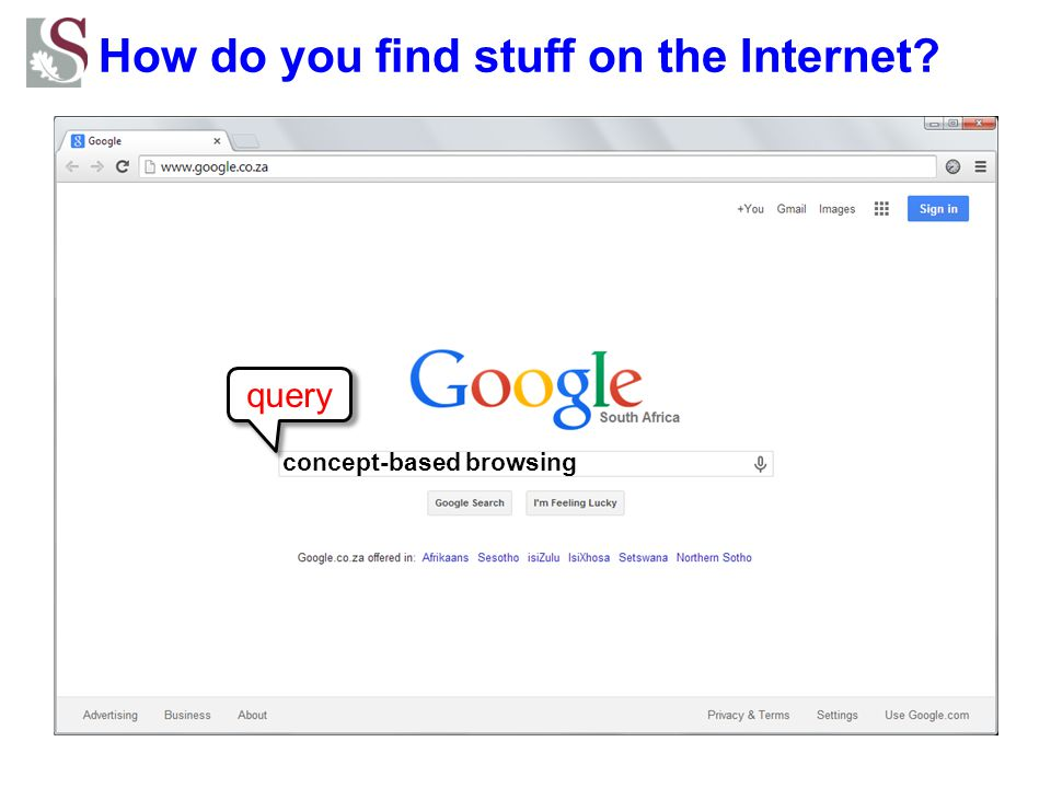 How do you find stuff on the Internet? Yikes! 3 370 000 results!