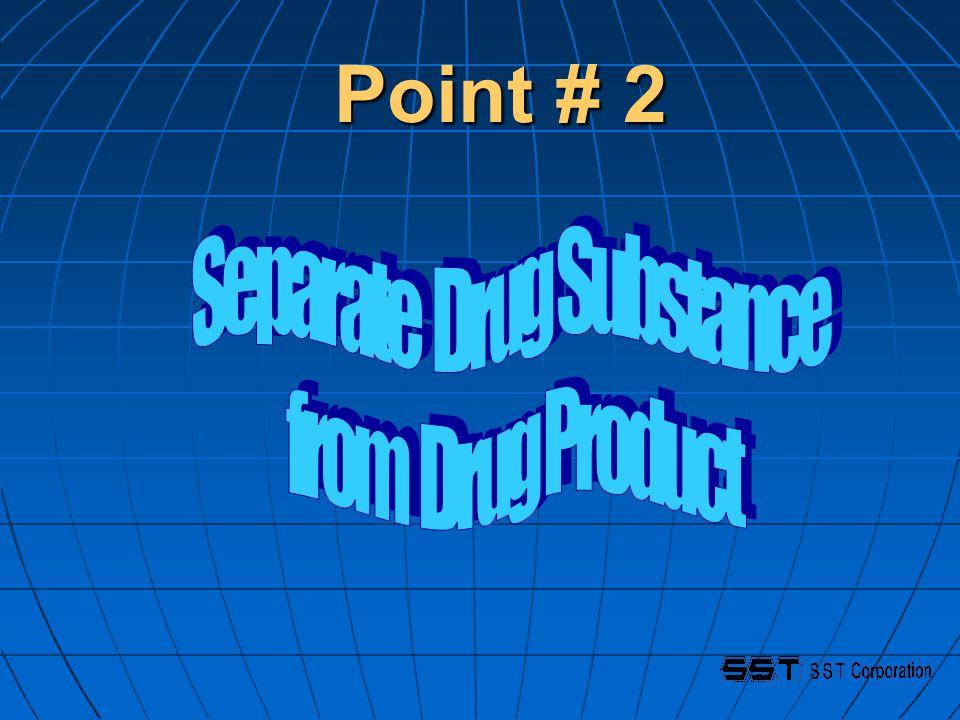 Point # 2