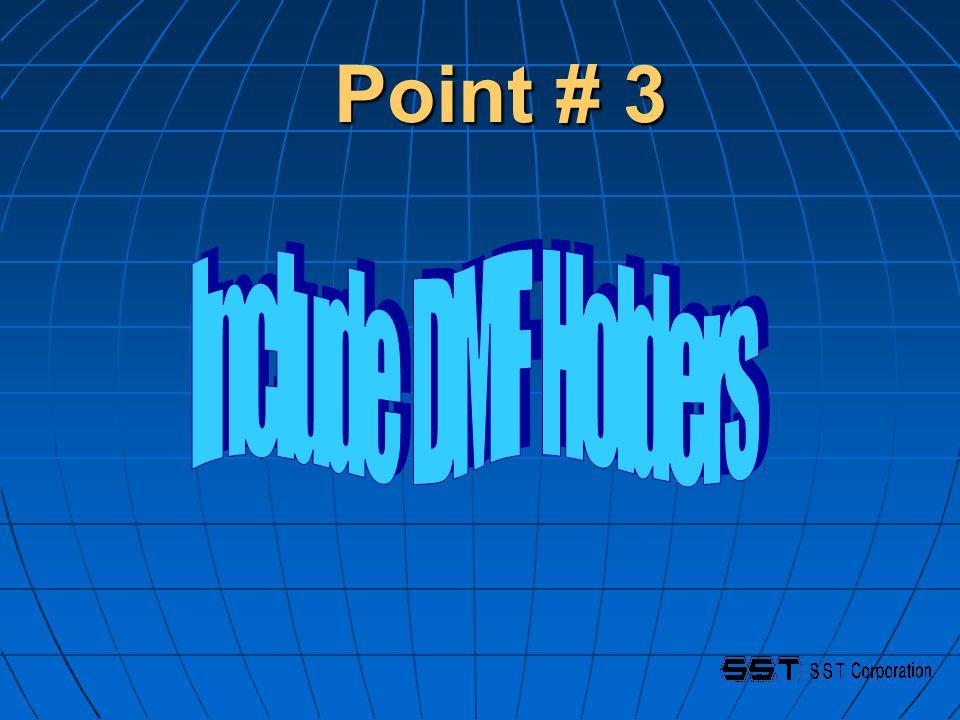 Point # 3