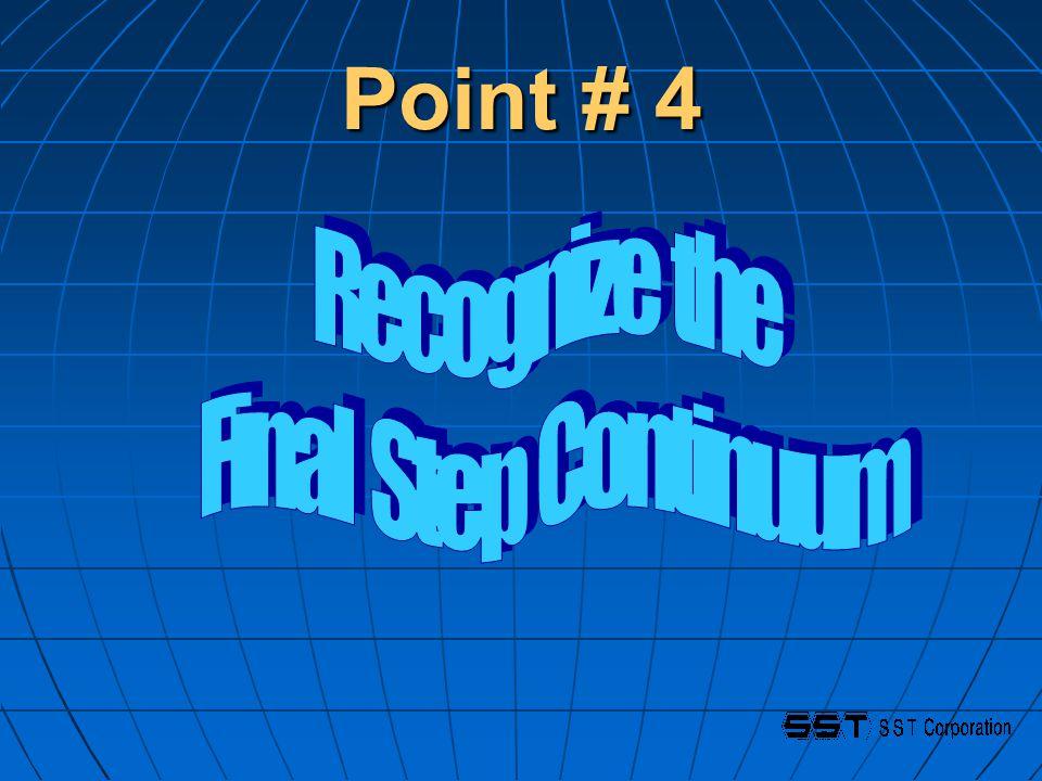 Point # 4