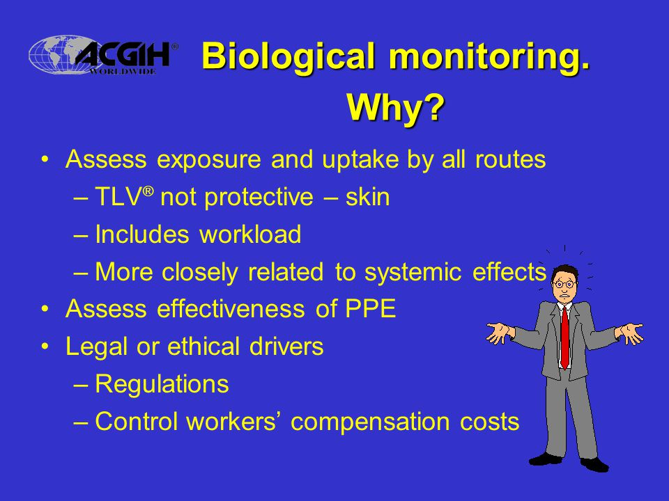 Guidelines for biological monitoring – The BEIs ®