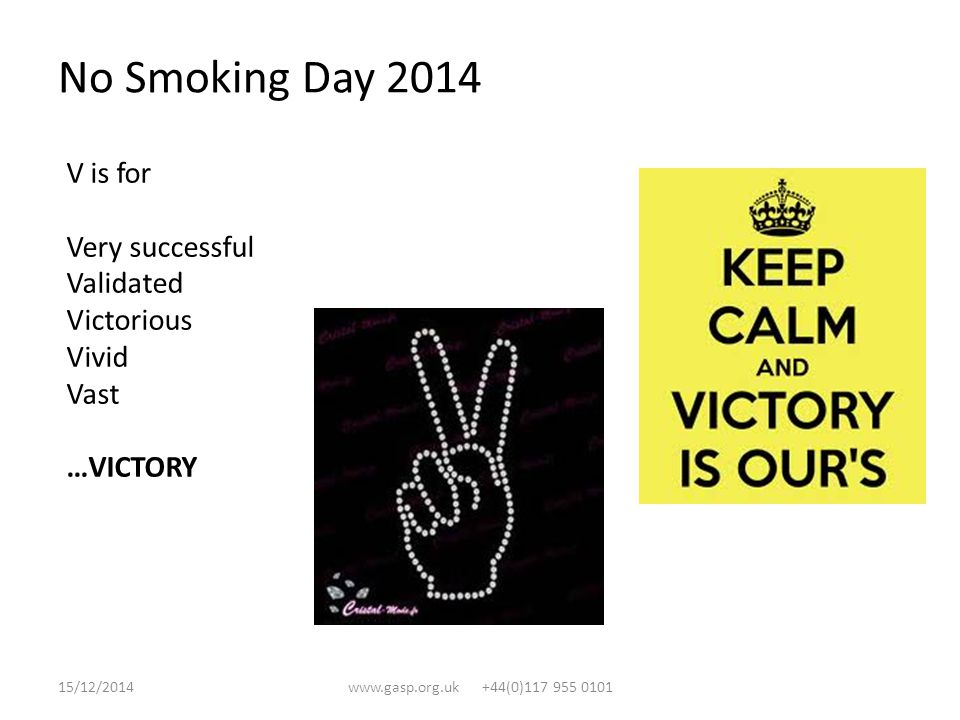Stall - Smoking's History, Quitting's Victory Cigarette posters from the 1940s on black back ground and a 3D or framed version of the Victory poster.