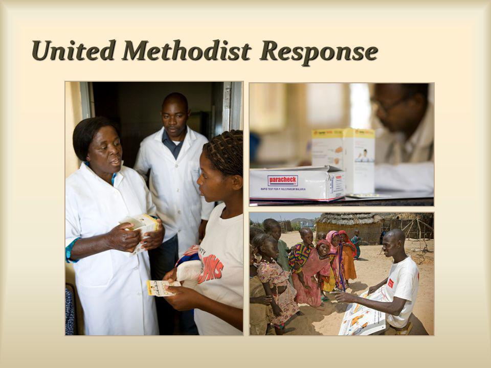 United Methodist Response