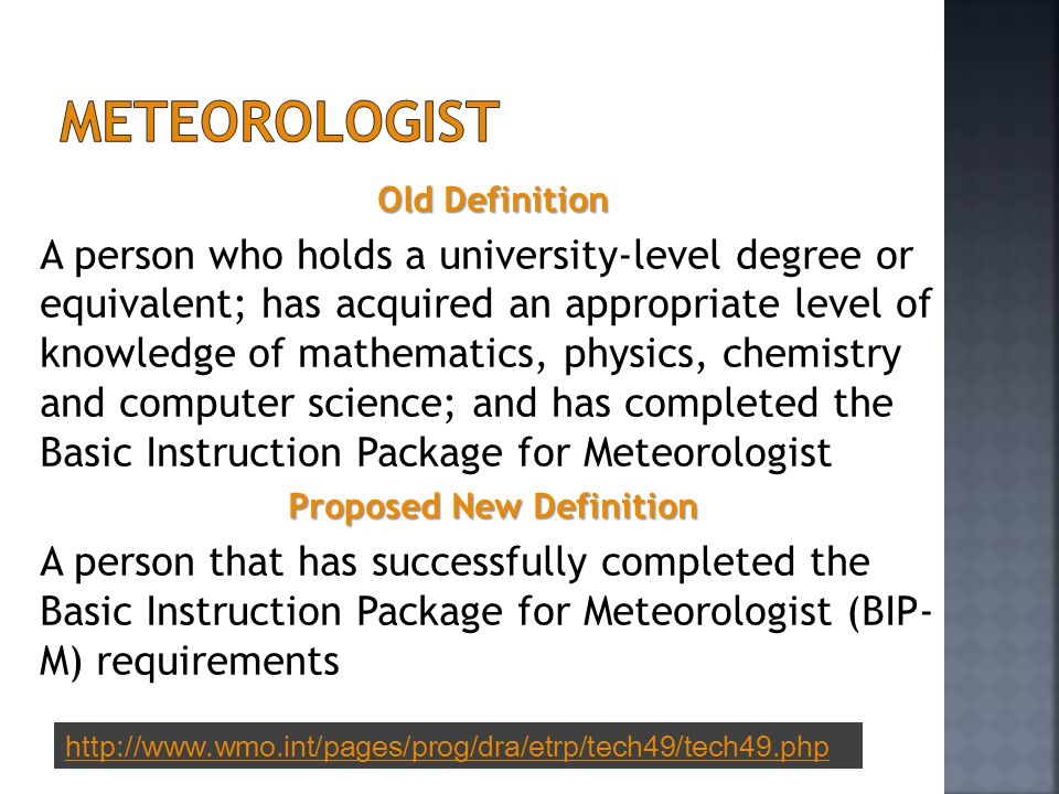 Old Definition A person who holds a university-level degree or equivalent; has acquired an appropriate level of knowledge of mathematics, physics, che