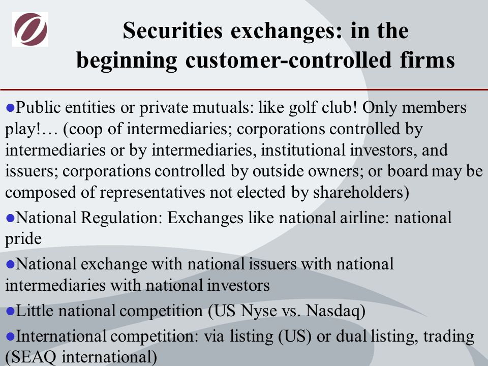Ix (DB-LSE): No.Euronext OMX London Stock Exchange-Deutsche Borse-Euronext: NO.