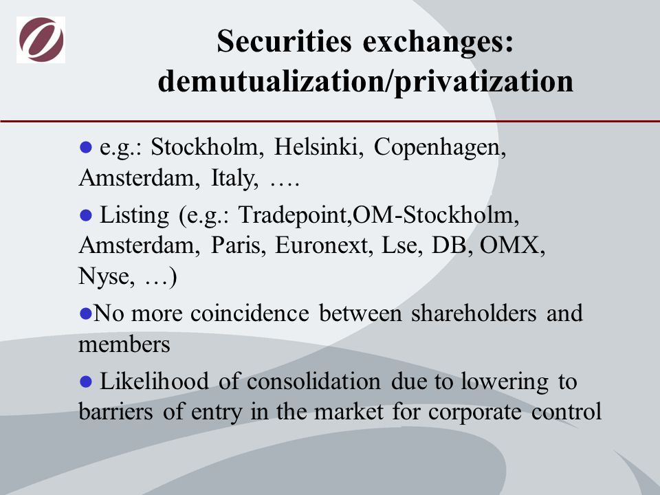 Listing date Listed exchange Market value (US$m.) Mar.