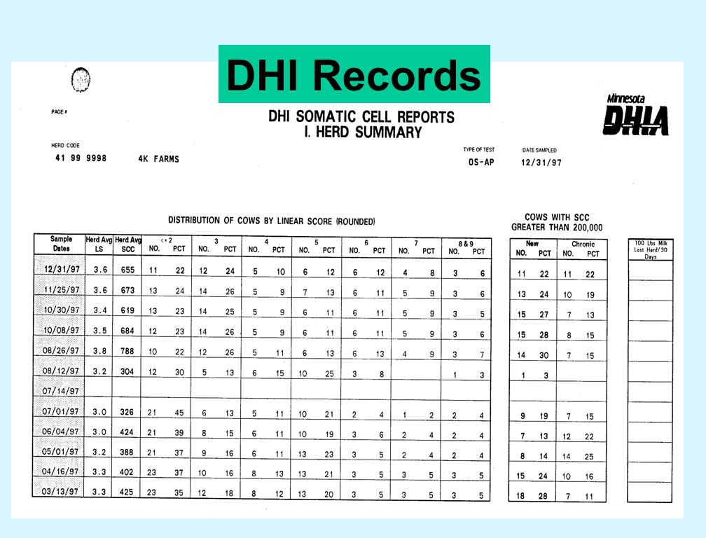 DHI Records