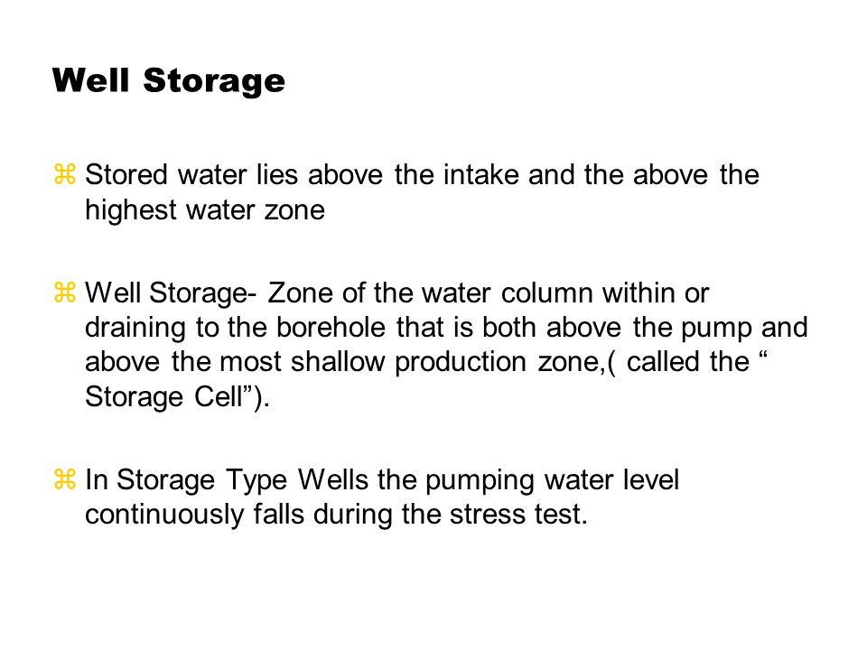 Set pump intake As Shallow As Possible (ASAP).