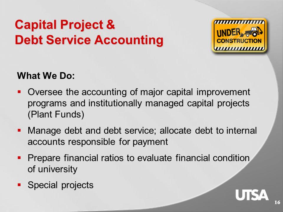 15 Accounting Services Main: 210-458-4212 Fax: 210-458-4222 E-mail: accounting.ofc@utsa.eduaccounting.ofc@utsa.edu Website: www.utsa.edu/financialaffa