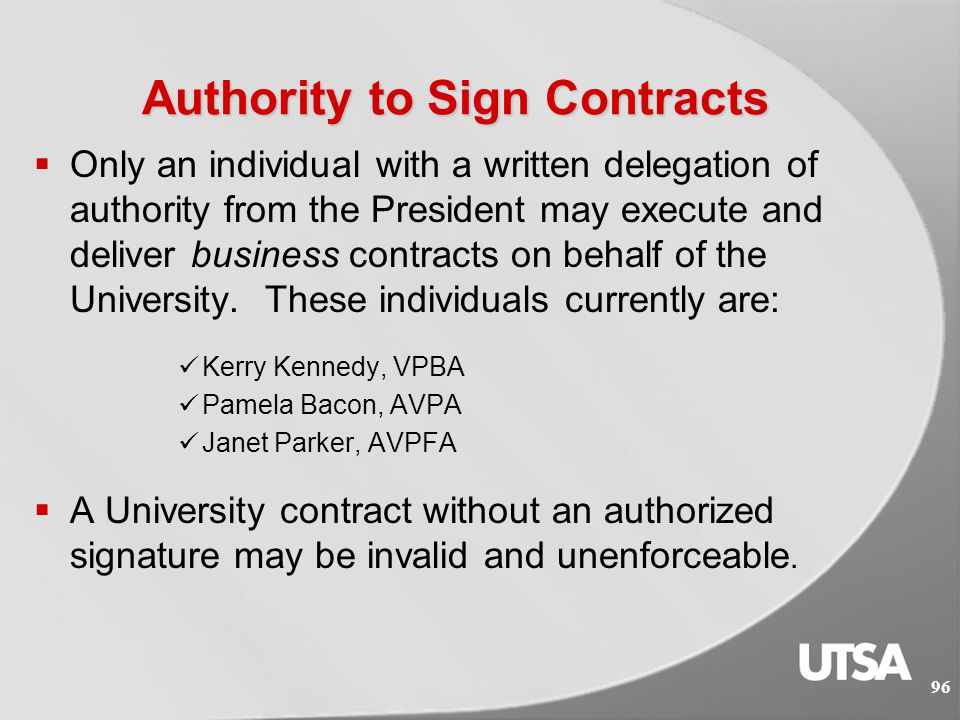 Contract Routing  Generally, the Contracts Office receives Agreements from the following two areas: Purchasing Office: Procurement Contracts require prior submission to the Purchasing Office.