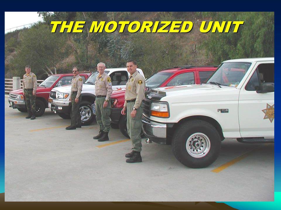 THE MOTORIZED UNIT