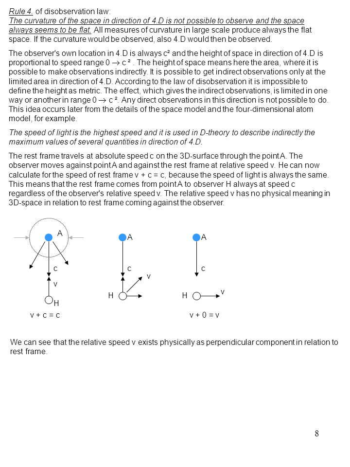 59 The direction of the magnetic force Let s consider a charge in set of coordinates 1.D, 2.D and 4.D.