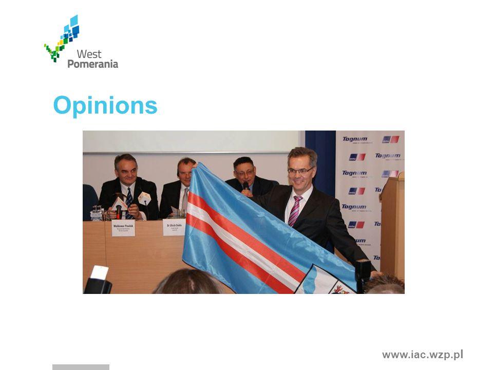 www.iac.wzp.p l Opinions