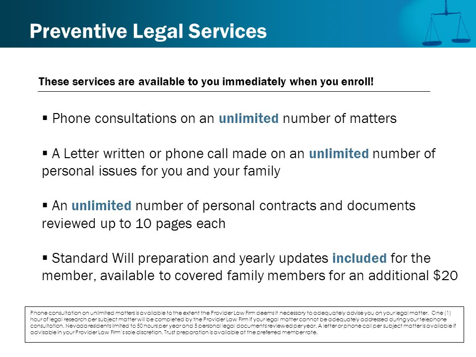 Motor Vehicle Legal Services  Call your Provider Law Firm immediately when you receive a moving traffic ticket so proper assistance can be arranged.