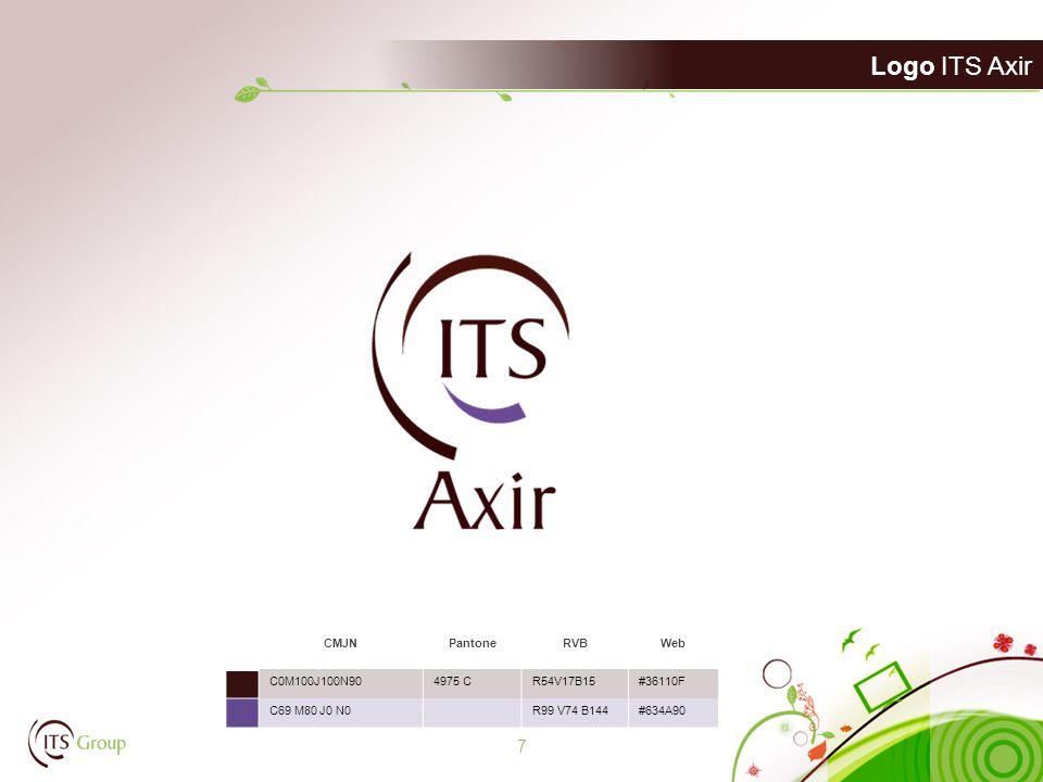 Logo ITS Axir 7 CMJNPantoneRVBWeb C0M100J100N904975 CR54V17B15#36110F C69 M80 J0 N0R99 V74 B144#634A90