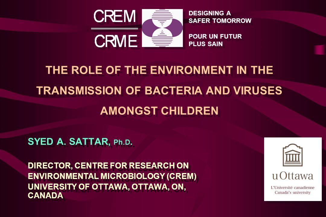 SYED A. SATTAR, Ph.D.