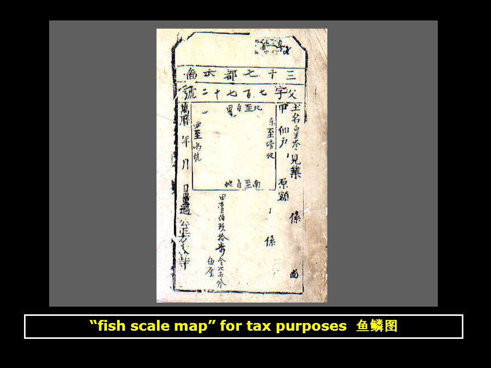 Li Chunnian's surveying methods (12 th Century CE)