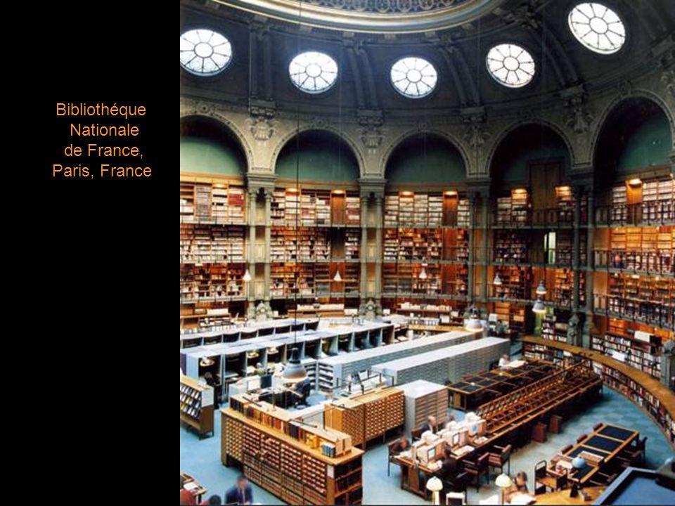 Bibliotheque Alencon, Normandy, France