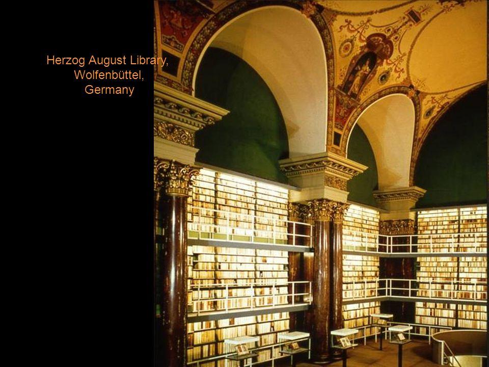 El Escorial Library, San Lorenzo, Spain