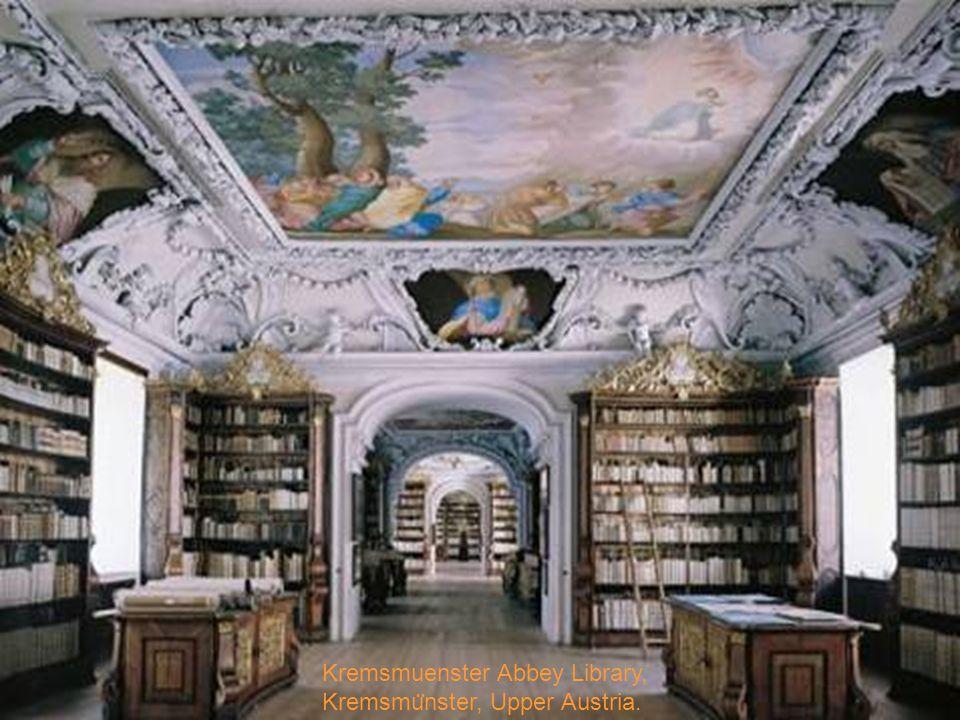 Klementium Library, Prague, Czech Republic