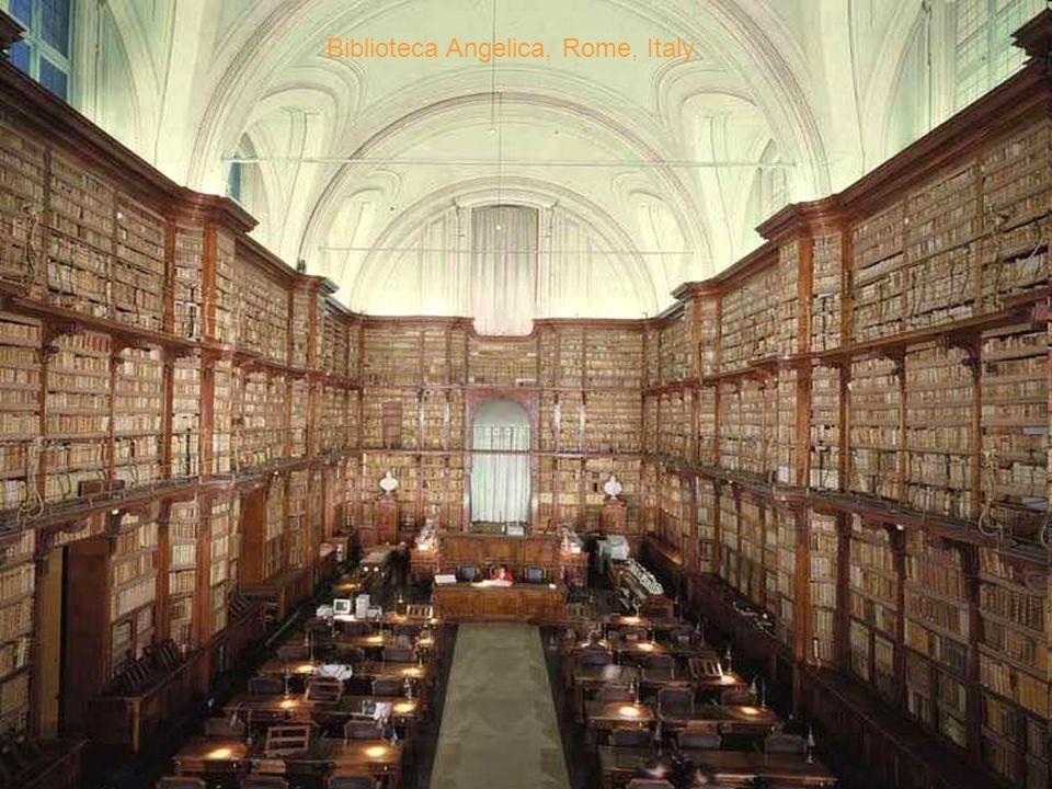 Bernadotte Library, Stockholm Sweden