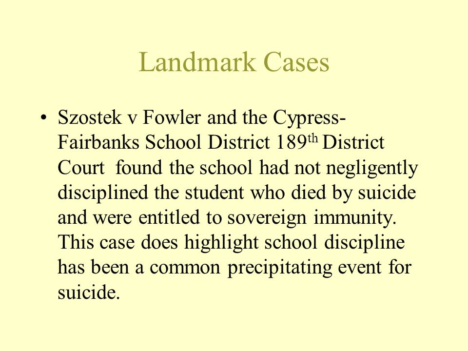 Lawsuit over Self Injury Notification Coulter Vs.Washington Township, N.J.