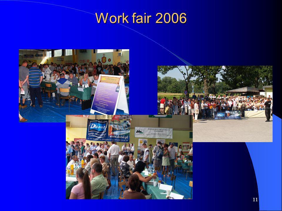11 Work fair 2006