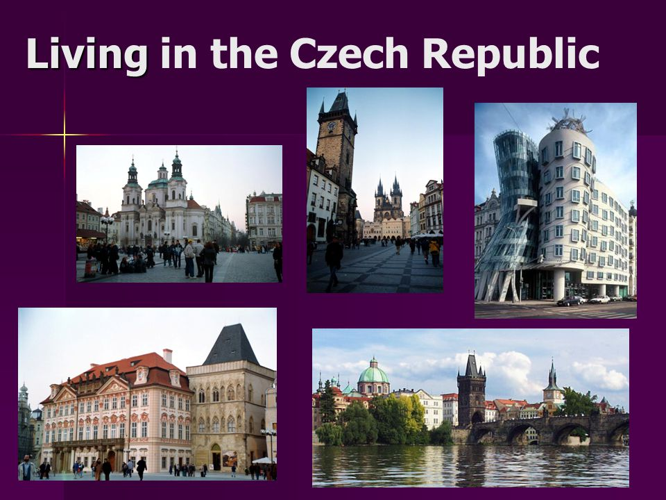 43 Living Living in the Czech Republic