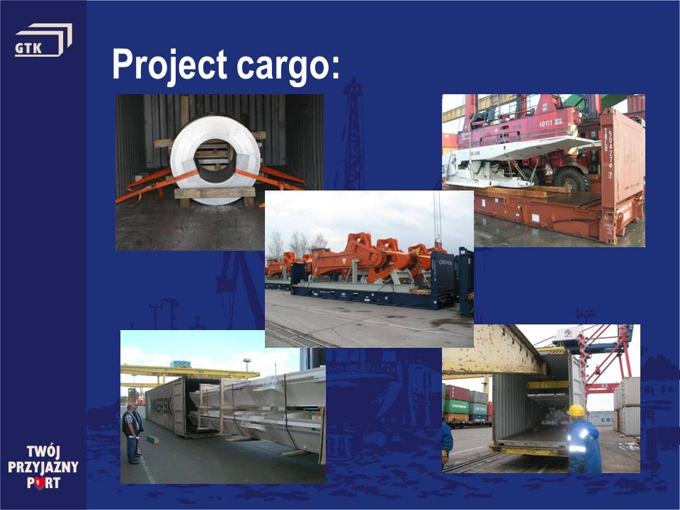 Project cargo: