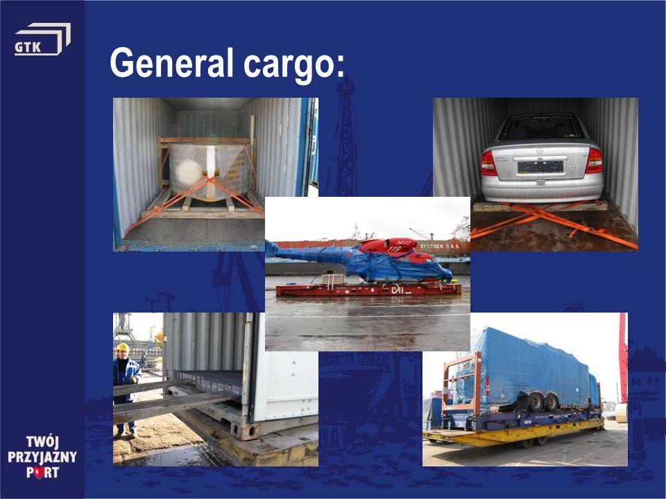 General cargo: