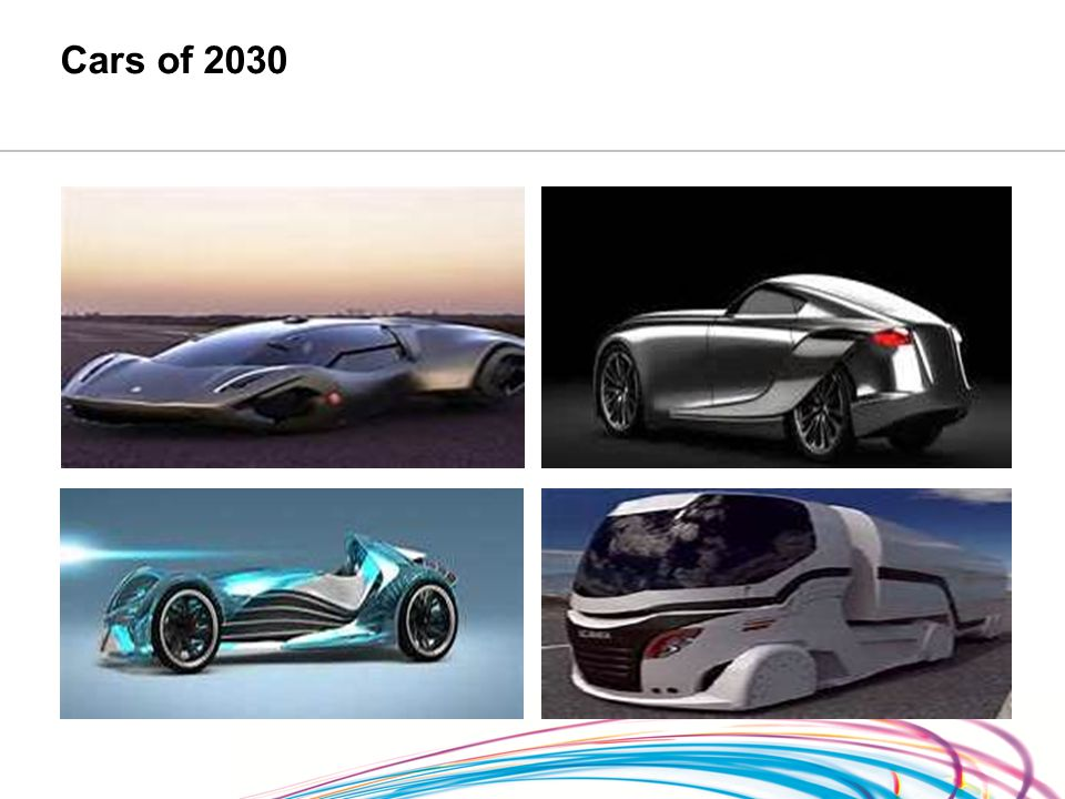 Cars of 2030