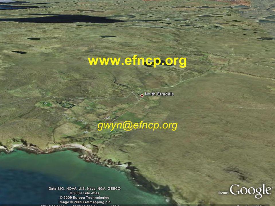 www.efncp.org gwyn@efncp.org