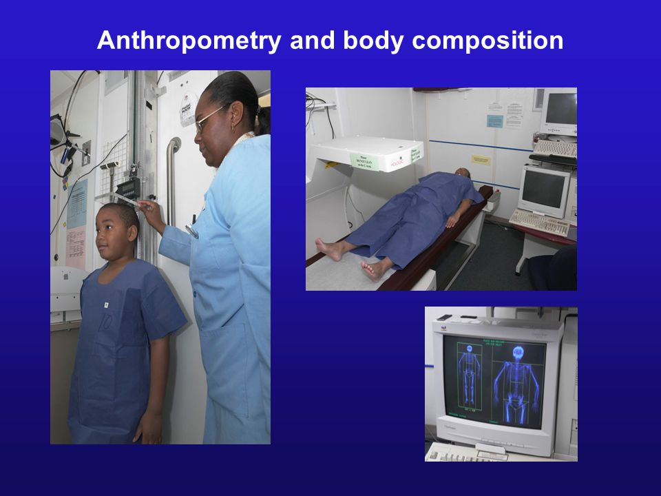 Anthropometry and body composition