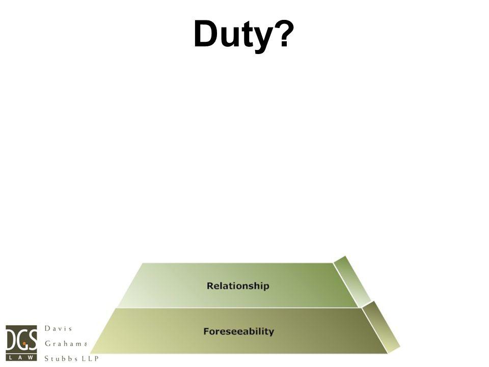 Duty?