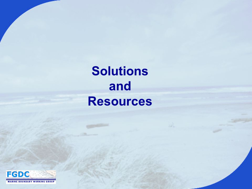 Solutions and Resources