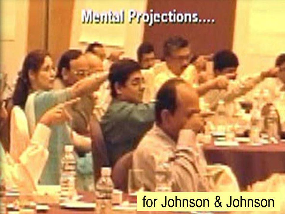 for Johnson & Johnson